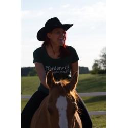 Cowgirl Shirt Pferdenerd