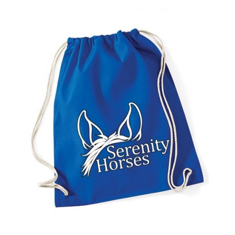 "Turnbeutel ""Serenity Horses"""