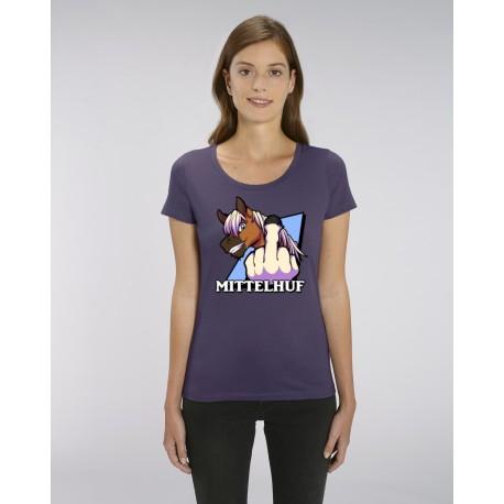 "Girl Shirt ""Mittelhuf Hafi"""