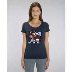 """Girl Shirt """"Mittelhuf Schecke"""""""