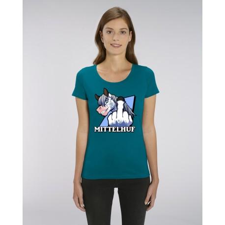 """Girl Shirt """"Mittelhuf Schimmel"""""""