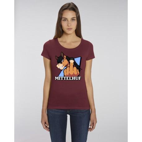 "Girl Shirt ""Mittelhuf Buckskin"""