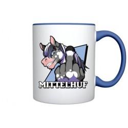 Mittelhuf-Tasse Melli
